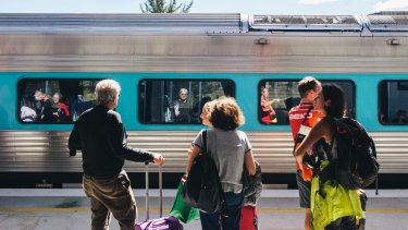 Still waiting: the NSW and federal governments appear uninterested in improving the line.