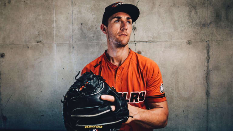 Canberra Cavalry manager Michael Collins is off to the Majors.