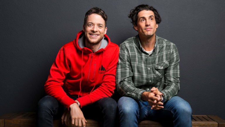 Community broadcasting has been a vital training ground for stars such as Hamish Blake and Andy Lee.