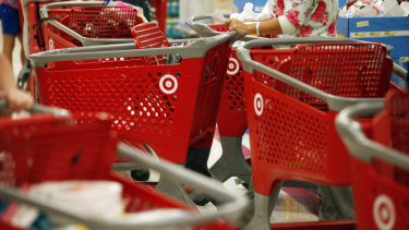 Packed its trolley: Target is leaving St Kilda Road for Geelong and the CBD.