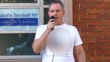 Blogger Shane Dowling is serving a four-month prison sentence for contempt of court.