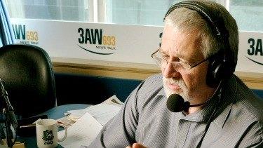 Radio presenter Neil Mitchell.