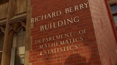 The Richard Berry building at Melbourne University