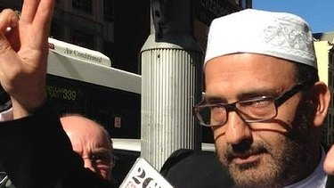 Sydney siege gunman Man Haron Monis.