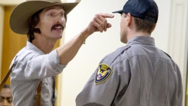 Another twist in the battle between Dallas Buyers Club and alleged pirates.
