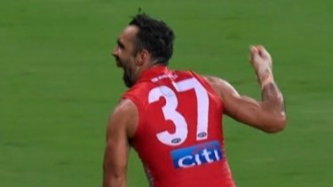 Adam Goodes has been routinely booed by AFL spectators, with many saying it is racial abuse.