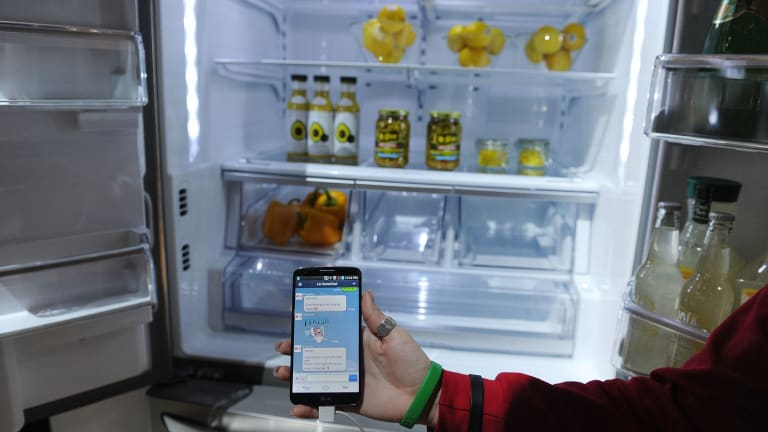 At least one refrigerator was used to create a botnet that sent spam.