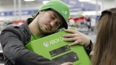 Game consoles like the Xbox One are tipped to be big sellers at Christmas.