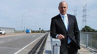 Transport Minister Dean Nalder is under fire.