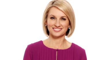Georgina Lewis, host of Ten's Brisbane news.