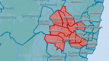 How Sydney voted.