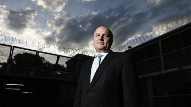 """""""High demand and a high need for this capacity in our prisons"""": David Elliott."""