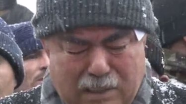 Afghanistan to investigate vice-president Dostum on torture