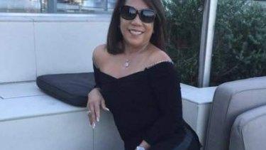 Marilou Danley, the Australian girlfriend of Las Vegas gunman Stephen Paddock.