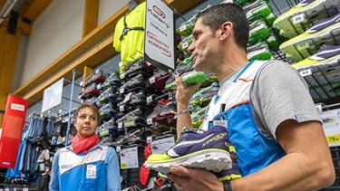 French sporting goods group Decathlon has been labelled a category killer