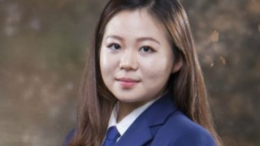 Sydney student Seo Yoon Kim was accepted into Cornell University last month.
