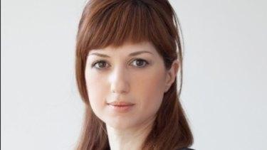 Griffth University academic Eleni Kalantidou