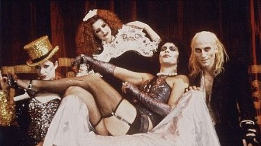 Richard O'Brien created The Rocky Horror Show and starred in the subsequent film version opposite Tim Curry as Frank'N'Furter