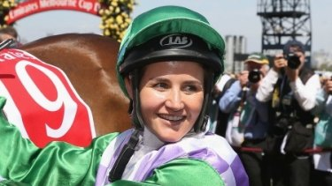 Filming to start next month on the film version of jockey Michelle Payne's historic Melbourne Cup win last year.