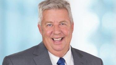 Retiring member for Lockyer Ian Rickuss