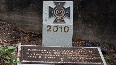 American Civil War soldiers' graves identified in Queensland