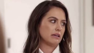 """""""Why can't I show my tits and have an opinion?"""" Jesinta Campbell asks during the Women in Conversation series for David Jones."""