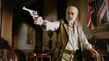 Sean Connery turned down the role of Gandalf.