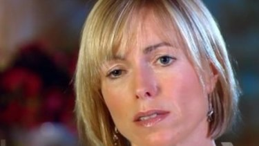 Kate McCann will never give up looking for her daughter Madeleine.