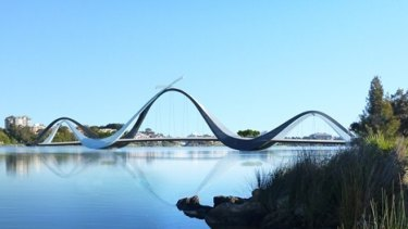 WA engineers previously expressed concerns the Perth Stadium footbridge could collapse due to poor welds.