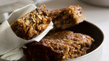 Muesli bars aren't as healthy as you may think.