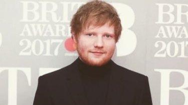 Ed Sheeran hit with plagiarism lawsuit from Australian songwriters