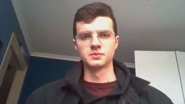 Alex Ophel is accused of attempted murder following an alleged attack on his tutor and classmates.