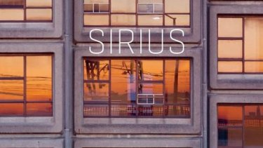 The cover of the book launched this week about the Sirius building.
