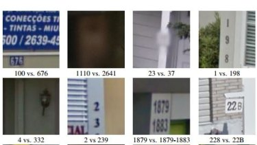 Street smarts: How a computer can identify different numbers from Google Street View images.