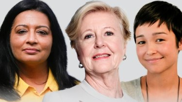 Need some ideas for your nomination? Here are some of the women who have inspired us this year.