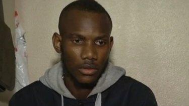 Lassana Bathily, a Muslim employee of the Paris kosher supermarket.