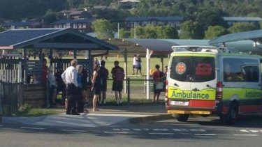 Pacific Pines baseball bat brawl: police called to Gold Coast school over attack