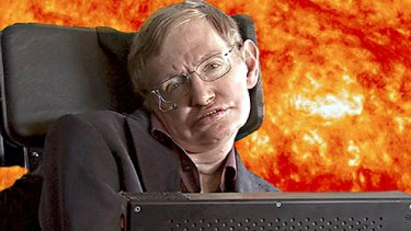 Stephen Hawking says he is arguing for the future of humanity and a long-term strategy to achieve this.