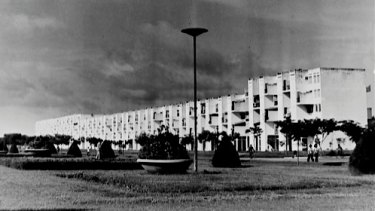 In the 1960s, the White Building was the height of modernist chic.
