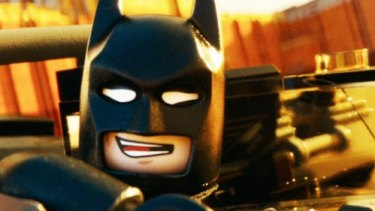 A hit around the worldwide: <i>The Lego Batman Movie</i>.