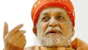 Swami Satyananda Saraswati, founder of a globally renowned yoga organisation.