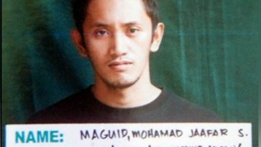 Mohammad Jaafar Maguid in a file photo from 2010.