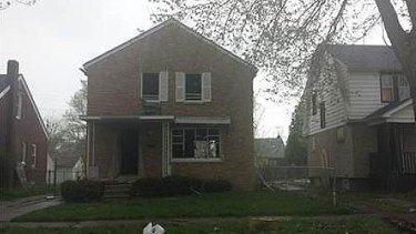 The Detroit home on the market for US$3000 - or a swap for a new iPhone.