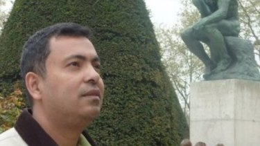 US secular blogger Avijit Roy was hacked to death in Dhaka in February.