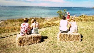 Peninsula Piers and Pinots festival.