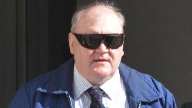 John Joseph Farrell, who was jailed in May 2016.