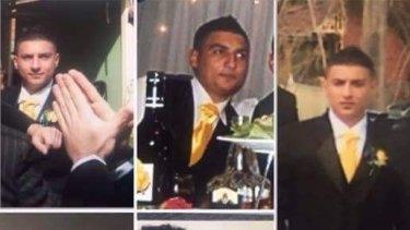 Kemel Barakat, 29, was shot dead in his Mortlake unit on Friday morning.