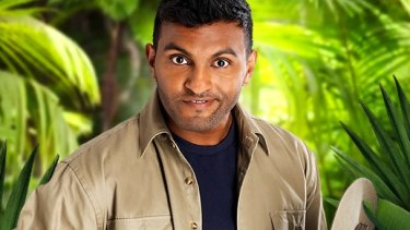 Nazeem Hussain says I'm a Celebrity ... Get Me Out of Here! s an opportunity for him to challenge himself intellectually.