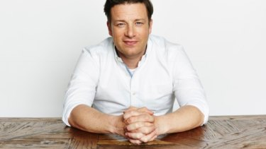 Long-standing healthy eating advocate, Jamie Oliver.