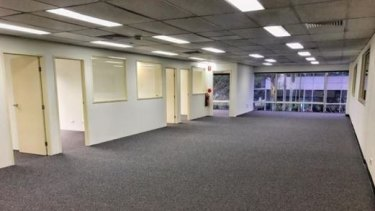 The successful head tenant will have to fund maintenance and cleaning of the space.